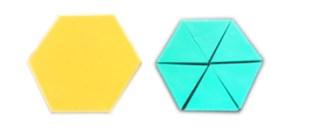 hexagon-triangles