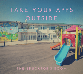 take your apps outside