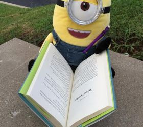 Stewart the Spelling Minion
