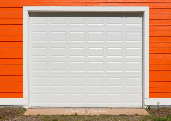 Fairgrounds Garage Door