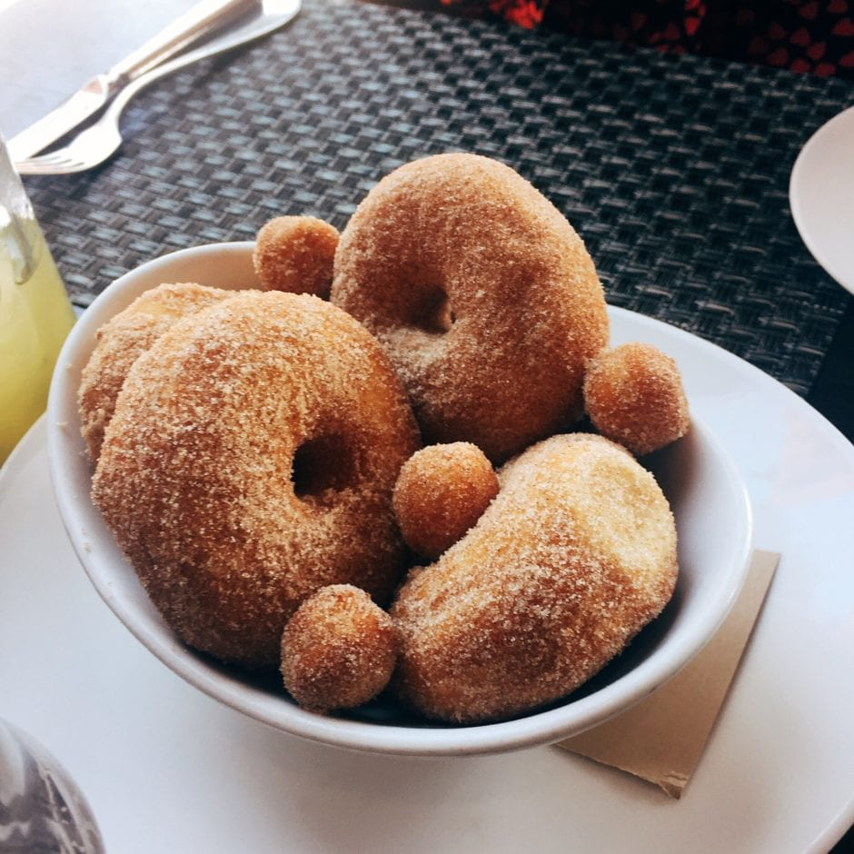 Tom Colicchio Donuts