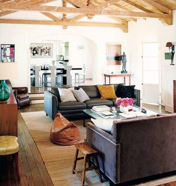 Sunrise Ruffalo living room The Estate of Things