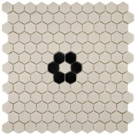 flower tile overstock