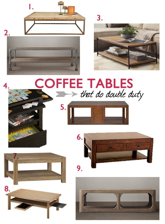 Betsy's Coffee Table