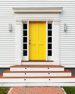 yellow door2