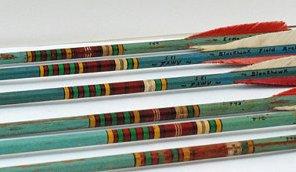vintage arrows in the etsy shop