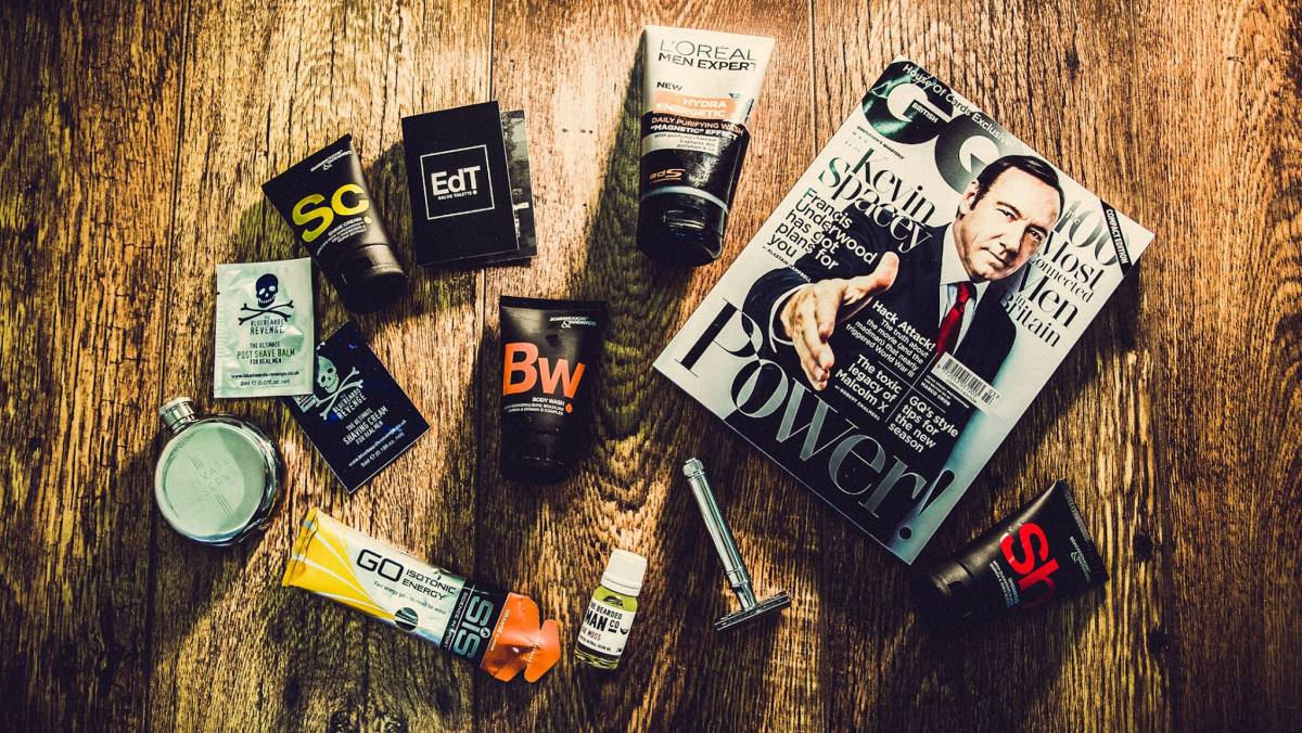 The Friday Five...Monthly Subscription Boxes for Men