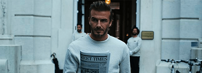 First look at the SS16 Modern Essentials by David Beckham collection from H&M