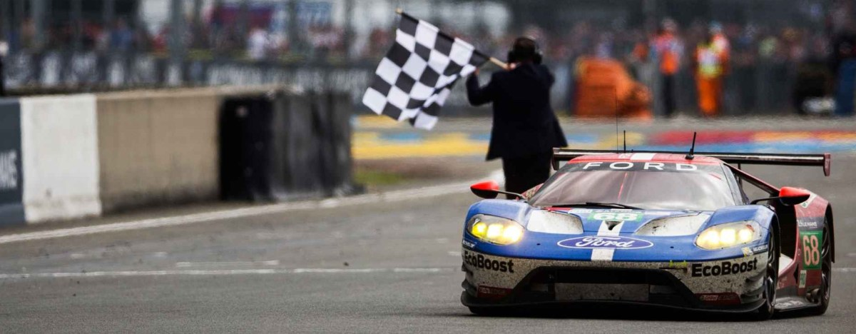 Le Mans 2016: I Watched on as Team Ford made a Triumphant Return with the Ford GT