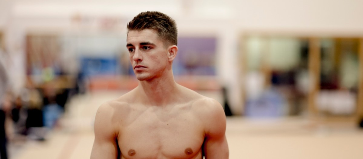 Rio Olympics 2016: A day in the life of Max Whitlock