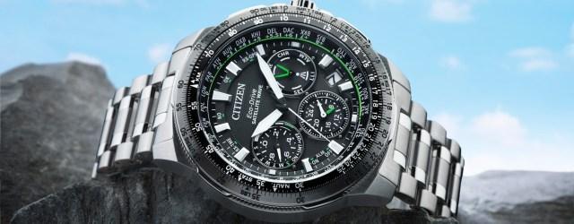 Citizen Promaster Navihawk GPS Watch