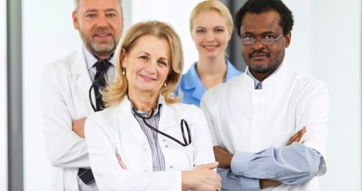 Primary care physicians and medical specialists
