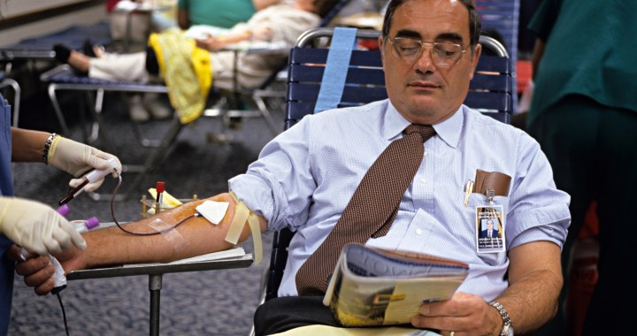Visit donation centers to make blood bank donations during National Blood Donor Month