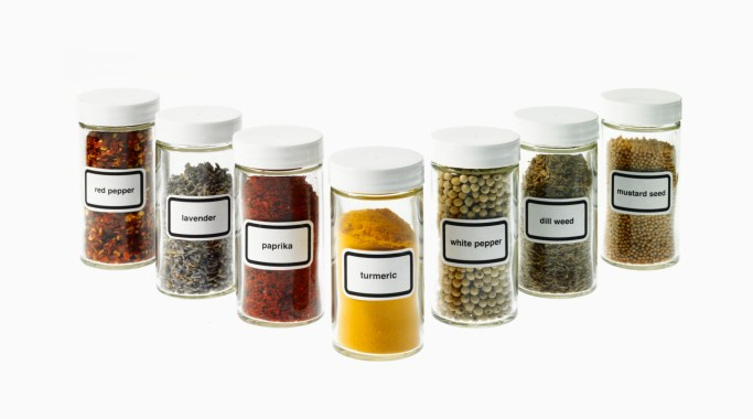 Check Jars for Spices to See if You Store Spices Too Long