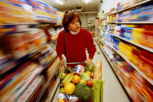 Planning is needed to make the best food choices while in the supermarket.