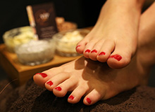 Spa Manicure/Pedicure Giveaway