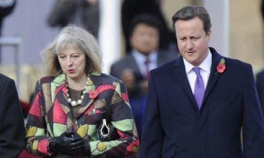 David Cameron Felt Let Down By Theresa May