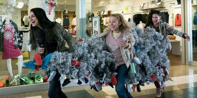 The Bad Moms get ready for the busy holiday season. Image from Google Images.