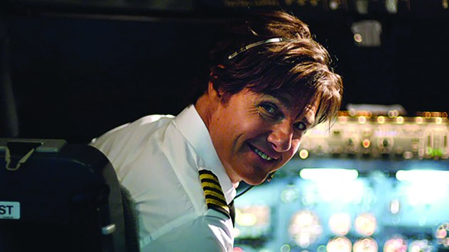 Tom Cruise stars as Barry Seal who worked as a drug smuggler for the Medellin Cartel.
