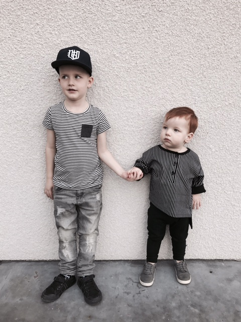 Jax and Lennon, Dudes and Dolls