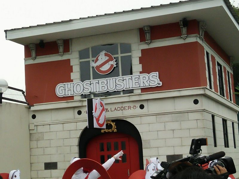 New Ghostbusters Adventure Live! Now Open at Enchanted Kingdom