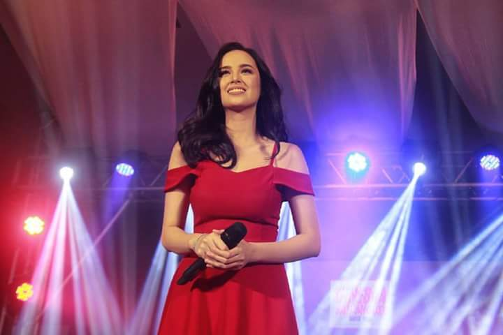 New Pantasya ng Bayan Kim Domingo is Ginebra San Miguel 2017 Calendar Girl