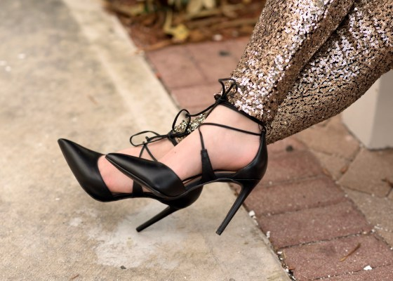 steve-madden-black-lace-up-pumps-sequin-leggings-fancy-things