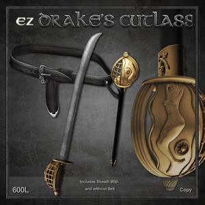 EZ Drake's Cutlass1