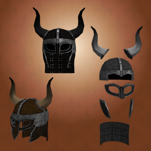 ~Chimeric-Fashions~-Viking-Helm