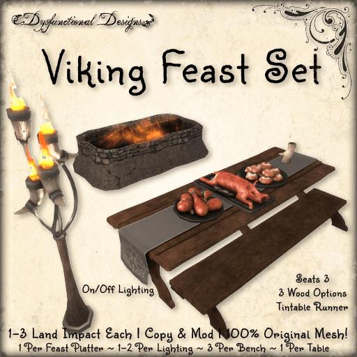 VikingFeastSEt