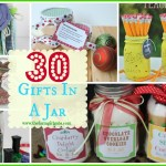 30 Gift In A Jar Ideas