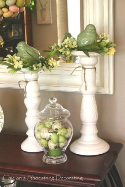 25 Spring Decor & Craft Ideas