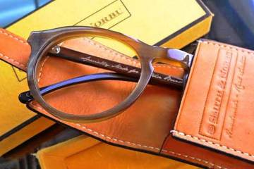 Smith & Norbu eyeglasses