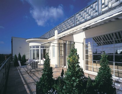 The terrace suite at The Berkeley