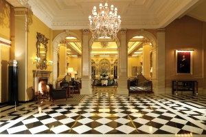 Claridge's Front Hall