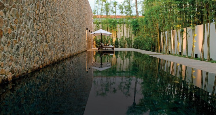 Amansara Lap Pool