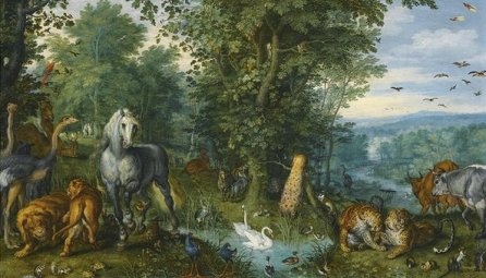 Jan Brueghel's Garden of Eden sold for £6.8m