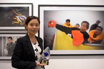 Neo Xiaobin was named the winner of the Icon de Martell Cordon Bleu 2014 - See more at- http-::www.straitstimes.com:lifestyle:visual-arts:story:st-photojournalist-neo-xiaobin-wins-richest-local-photography-award