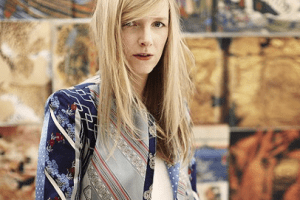 Sarah Burton of Alexander McQueen