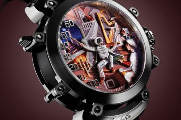 BULGARI Commedia Dell'Arte exclusive limited series