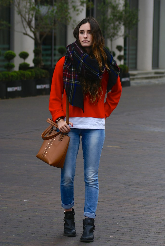 Cut Outs and Tartan in London