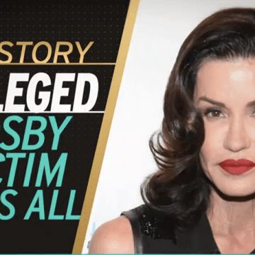 SUPERMODLE JANICE DICKINSON ACCUSES BILL COSBY OF RAPE