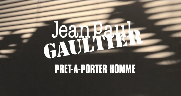JEAN-PAUL GAULTIER / GAULTIER MONSIEUR Spring/Summer 2015