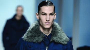 Y-3 : Runway - Paris Fashion Week - Menswear F/W 2015-2016
