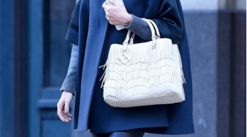 "The ""Duchess"" bag by Carolina Herrera"