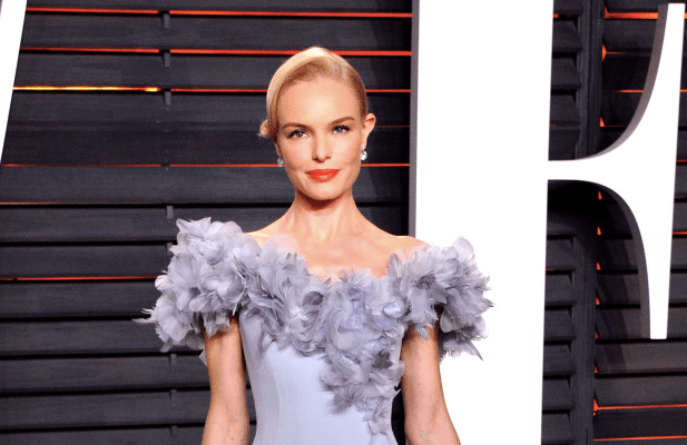 KATE BOSWORTH IN RALPH & RUSSO COUTURE - Spring/Summer 2016