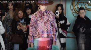 ALEXIS MABILLE, GUY LAROCHE & CHISATO TSUMORI (Video)