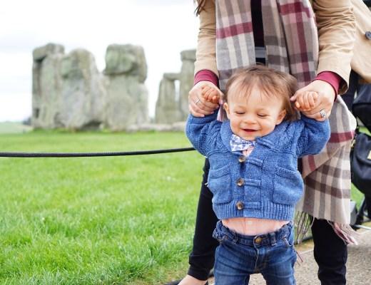 Stonehenge - TheFebruaryFox.com