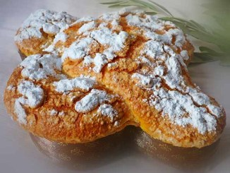 colomba cake