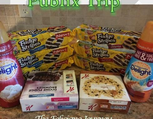Publix Shopping Trip 10/29/15 – OOP $10.16